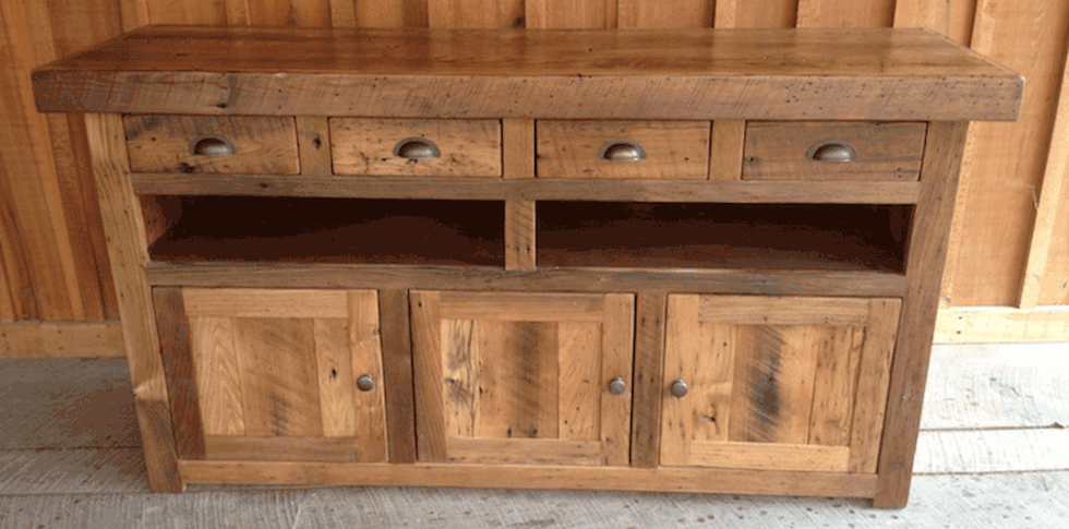 Specializing in Reclaimed Barnwood Furniture