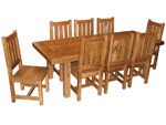 Oak-Table-Set-Small